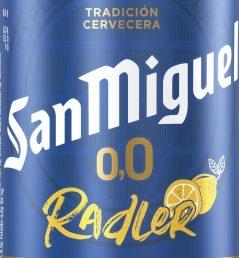 San Miguel 0,0 Lemon
